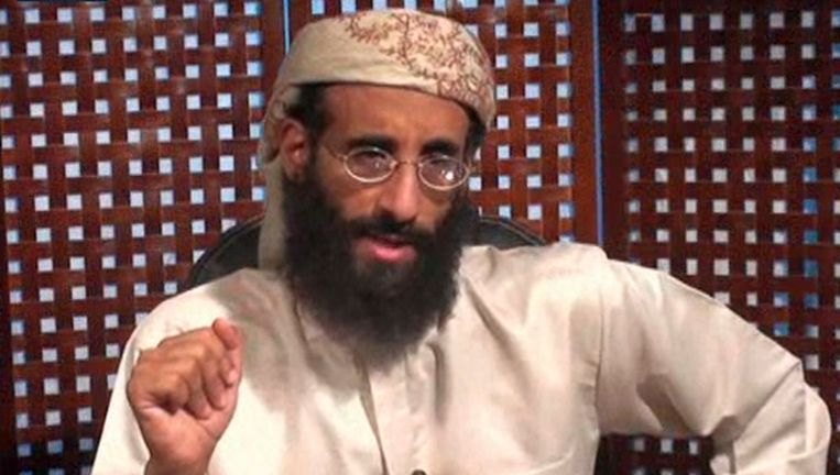 Anwar al-Awlaki Beeld AP