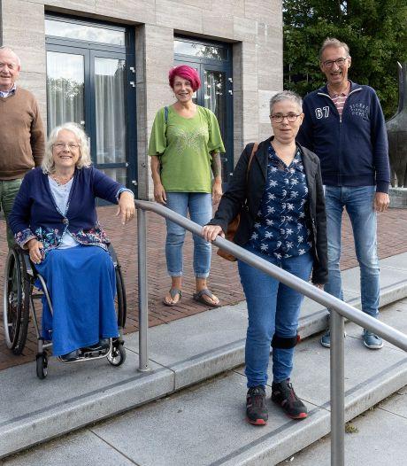 Zelf ervaren hoe het is om blind te zijn: workshops in Best