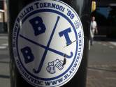 Stickers in Tilburg: Blauwe Ballen Toernooi ofwel Vamos a los klotos