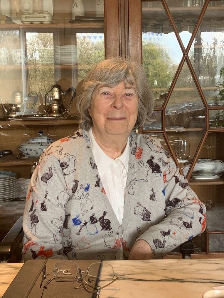 Anny De Decker is de voormalige galeriehouder van Wide White Space Gallery.  Beeld GalleryViewer