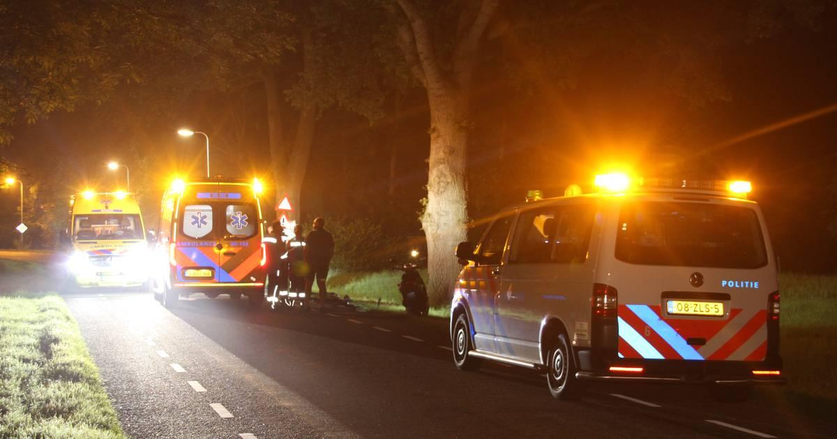 Twee gewonden bij aanrijding in Enter: mogelijk onder invloed van alcohol.