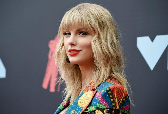 Taylor Swift is sinds deze maand verlost van haar oude platenlabel 'Big Machine Records'