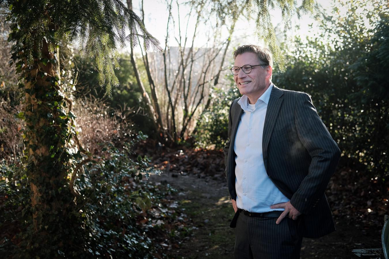Niels Joosten. Archieffoto: Jan van den Brink
