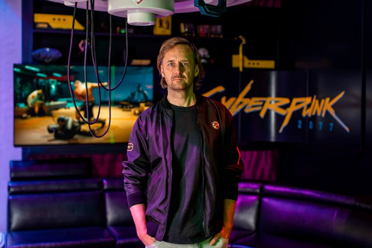 De Pool Marcin Iwinski is de medeoprichter van CD Projekt. Beeld AFP