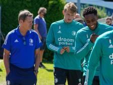 Arnesen en Advocaat maken de balans op: 'Het is voorbij voor Summerville bij Feyenoord'