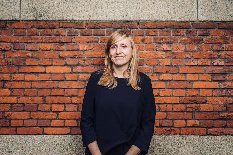Anne de Haij, de nieuwe directeur van het Stedelijk Museum Schiedam. Beeld Marwan Magroun