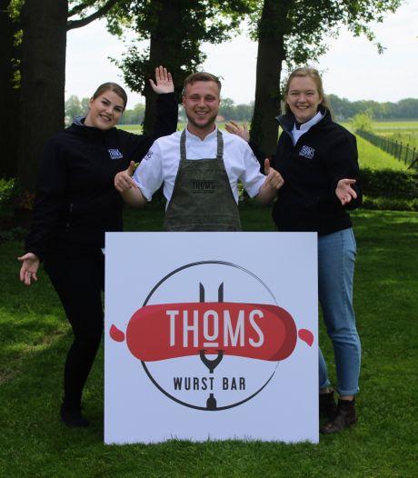 Ook Nederlanders doen in Bratwurst: THOMS Wurst Bar opent in Nordhorn