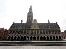 La KU Leuven se rapprochera du code rouge entre le 3 novembre et Noël