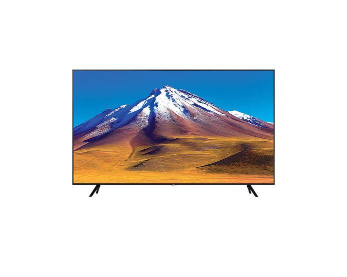 De Samsung UE50TU7020, een 4K-tv voor 460 euro.