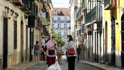Delen van Lissabon opnieuw in lockdown, TUI fly annuleert citytrips tot 14 juli
