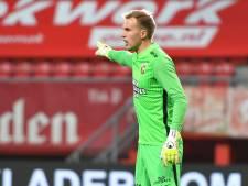 Keeperspad uitgestippeld bij Vitesse: Houwen beoogd opvolger Pasveer