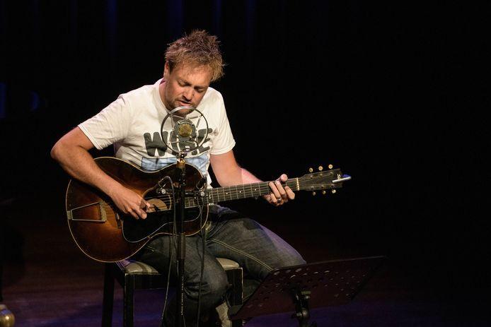 Tim Knol is een van de artiesten op Stukafest