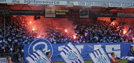 De Graafschap-supporters helpen club en betalen vuurwerkboete