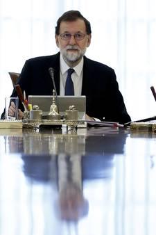 Spaanse premier ontslaat Catalaanse bestuurders