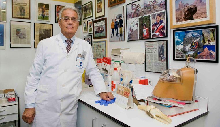 Dokter Ramon Cugat.
