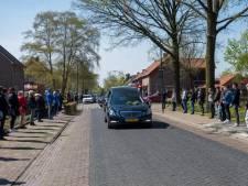 Laarbeekse coronadoden herdacht tijdens bijeenkomst in Lieshout
