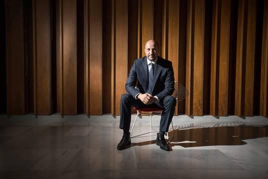 Burgemeester van Arnhem Ahmed Marcouch op archiefbeeld.