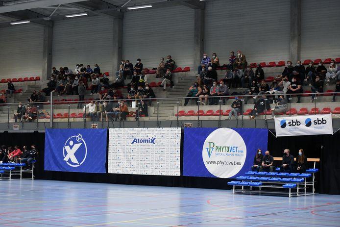 Atomix Haacht  eindigt als laatste in het Belgisch kampioenschap, maar speelt volgend seizoen toch gewoon opnieuw in de BENE-League.