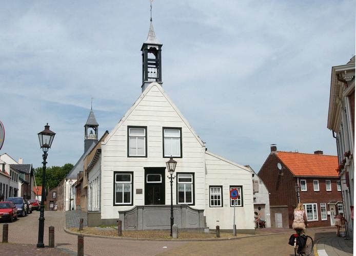 Het dorpshuis in Biervliet dreigt de deuren te moeten sluiten.