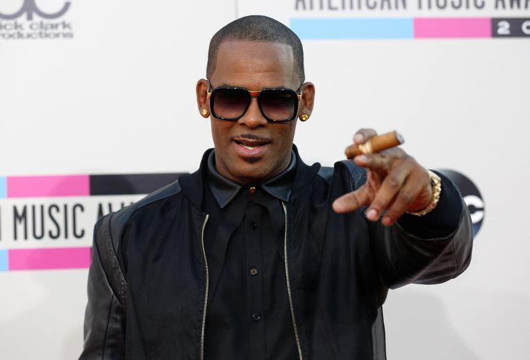 R&B-ster R. Kelly ligt opnieuw onder vuur wegens misbruik van minderjarigen. Beeld REUTERS