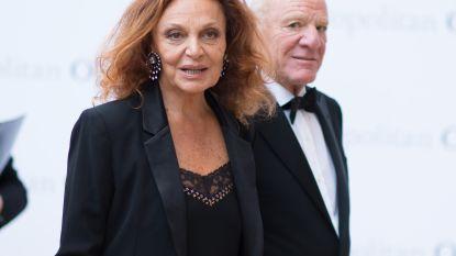 Waarom het volgens stijlicoon Diane von Furstenberg helemaal niet erg is om je outfit meerdere keren te dragen
