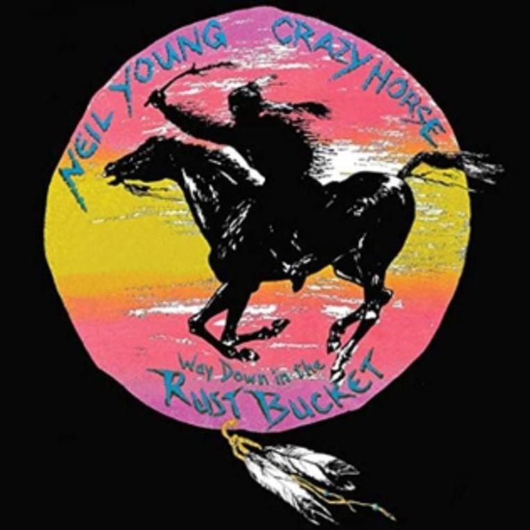 NEIL YOUNG & CRAZY HORSE Way Down in the Rust Bucket Beeld Humo