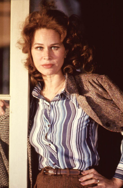 Karen Black in 1978 in Engeland. Beeld Imageselect