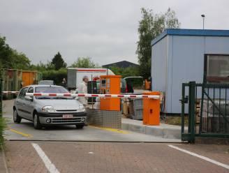 Recyclagepark sluit een week de deuren door werken langs Robert Lariëllestraat