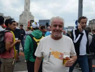 """HLN Leuven volgde bekende Leuvenaar Krikke Durinckx tijdens het WK Wielrennen: """"Dit was Rock Werchter, Marktrock en de 'joarmet' in één event"""