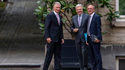 Koning stelt Didier Reynders en Johan Vande Lanotte aan tot informateurs. Waarom zij juist?
