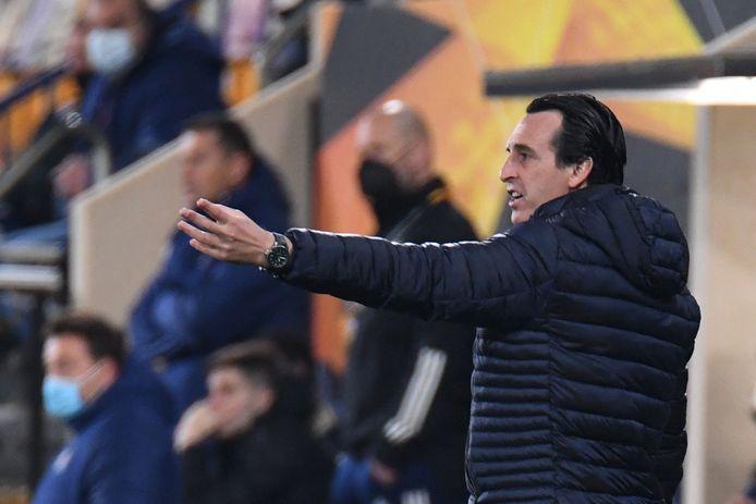 Triple lauréat de l'épreuve avec Séville, finaliste avec Arsenal et (au moins) demi-finaliste avec Villarreal: Unai Emery, le spécialiste de l'Europa League.