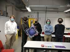 """Leerlingen Don Bosco ontwerpen elektronisch Gents Monopolybord: """"300 uur werk, maar wel belangrijke prijs gewonnen"""""""