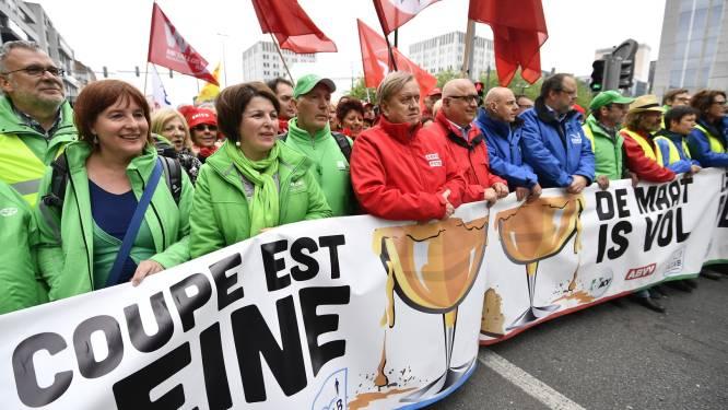 """Les syndicats unis pour une concertation sociale """"équitable"""""""