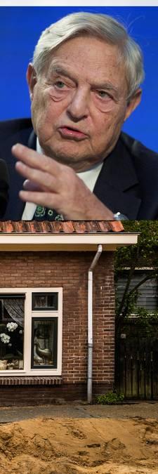 Hoe schatrijke George Soros miljoenen verdiende aan een Arnhems volksbuurtje: 'Kwetsbare mensen zijn de pineut'
