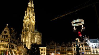 Earth Hour zet Onze-Lieve-Vrouwekathedraal uur lang in het donker