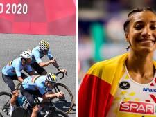 Du cyclisme dès le 24 juillet au marathon le 8 août: les moments forts des Belges
