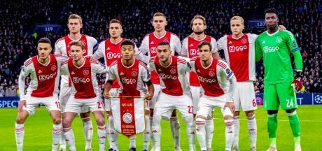 Ajax moet aan de bak: Nederland heeft CL-ticket nog lang niet binnen