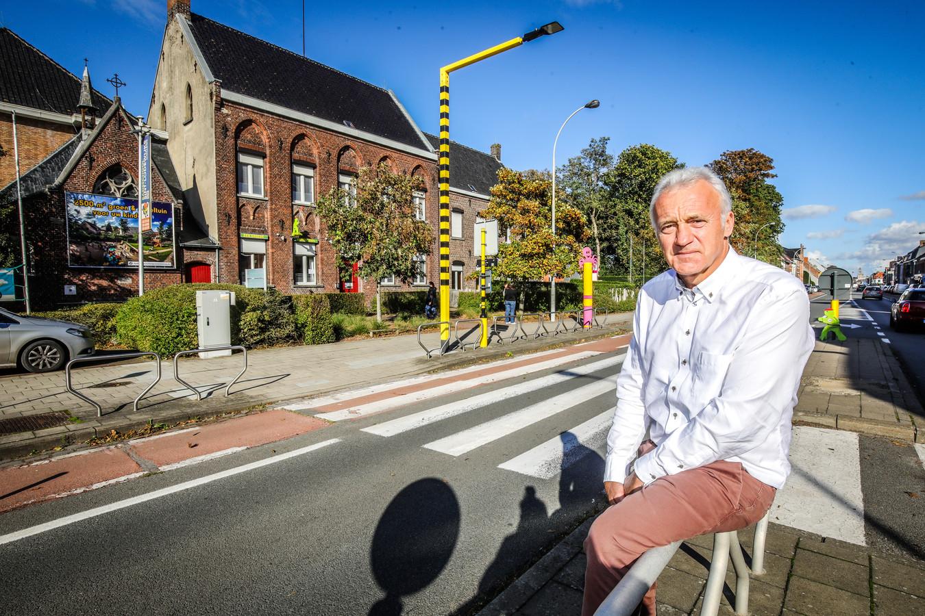 Marc Slosse volgt Michel Goeman op.