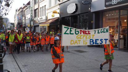 3.811 kinderen voor mars tegen pesten