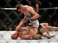 MMA-vechters McGregor en Holm slikken pijnlijk verlies