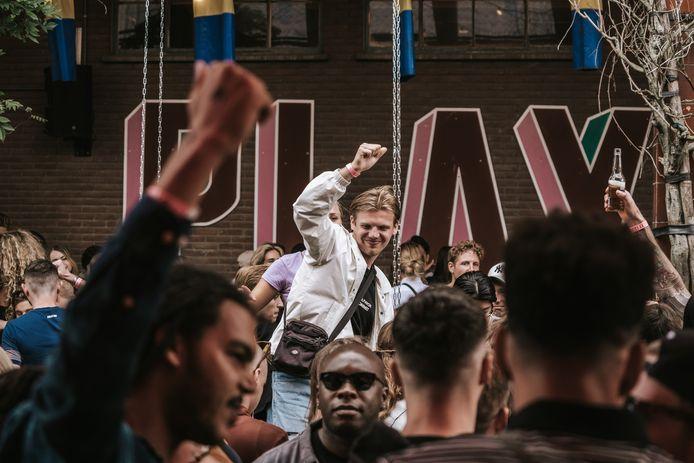 Block Party op Tramkade