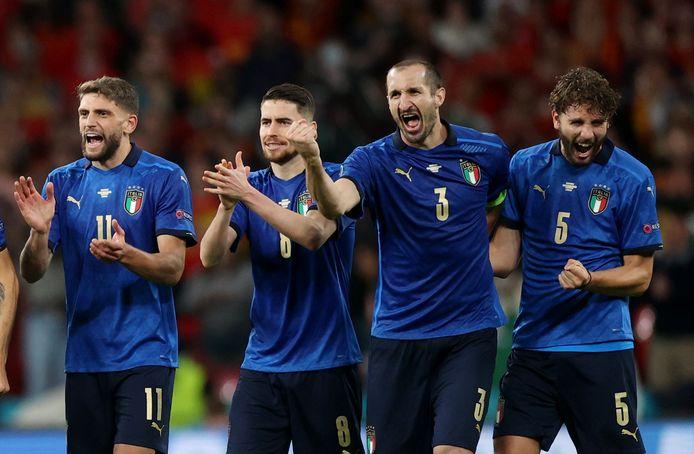 """""""Nous allons jouer pour toute l'Italie"""""""