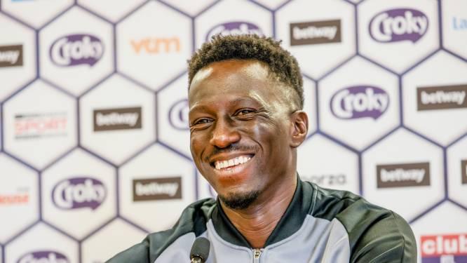 """Mbaye Leye nuchter vlak voor finale: """"Bekerwinst zal ons moeilijke seizoen niet uitwissen"""""""