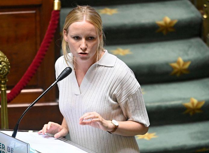 Melissa Depraetere wil méér controles op publieke zonnebanken.