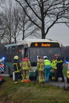 Ernstig ongeluk op Borculoseweg in Barchem