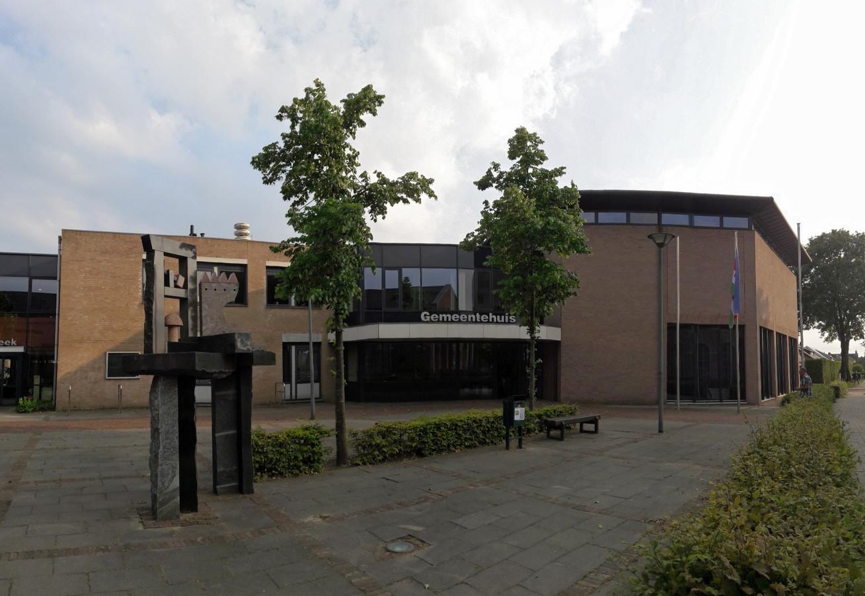 Het gemeentehuis van Maasdriel