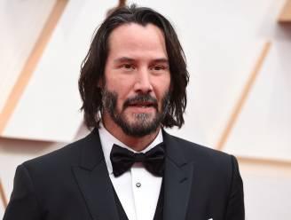 Keanu Reeves bedankt 'John Wick: Chapter 4'-stuntmannen met een Rolex