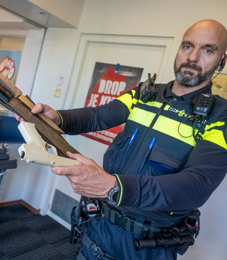 Jongeren kunnen anoniem mes inleveren in Goes, Middelburg en Terneuzen: 'Nu heb je de kans'