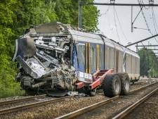 Brandbrief na dood Hardenbergse machinist: vakbond wil snellere aanpak onbewaakte overwegen