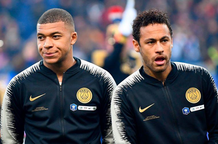 Naast Neymar, die andere grootverdiener in Parijs.